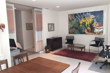 Spacious suite - 1 blk University Ave; own entry - 帕洛阿尔托