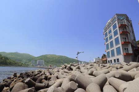 환상적인오션뷰 Tour house (B&B), 거제여행의 중심지 장승포 비앤비 - Jangseungpo-ro, Geoje-si - Apartamento