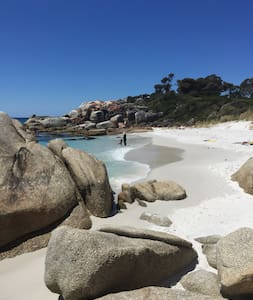 Umi Beach House - Bay of Fires Tas - Binalong Bay - Casa