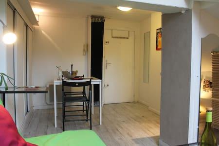 Charmant petit studio coeur de ville! - Appartamento