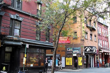 Charming 1 bed in Greenwich Village