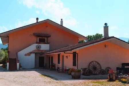 A. S. Pecci Ranch Bed and Breakfast - Tagliacozzo - Bed & Breakfast