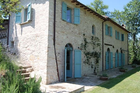 Farmhouse in olive grove, near Rome - San Luigi - Villa