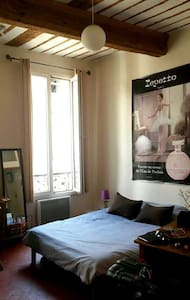 Beau studio en plein centre d'Aix