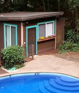 Monte Rio Pool House - Kisház