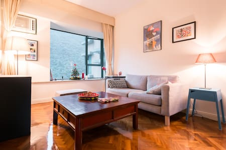 Spacious apartment with beautiful view - Lakás