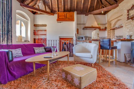 Special attic, special accomodation - Sanlúcar de Barrameda - Apartment