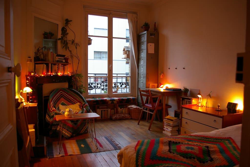 Cosy flat Paris - private use