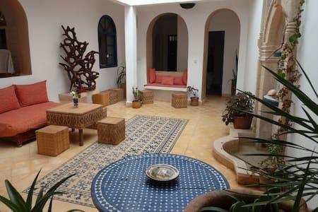 Chambre n°3 au Riad AL JAMIL