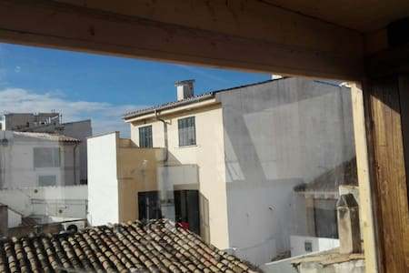 Splendid loft with terrace old town - Palma - Loft
