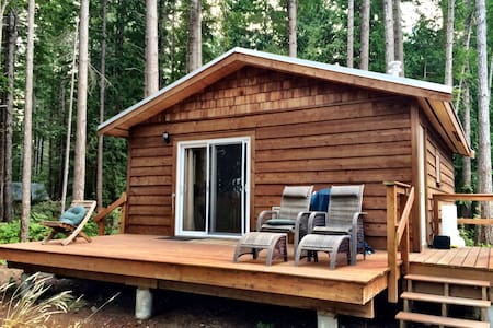 SeaStar Cottage at Savary Island - Lund - Stuga