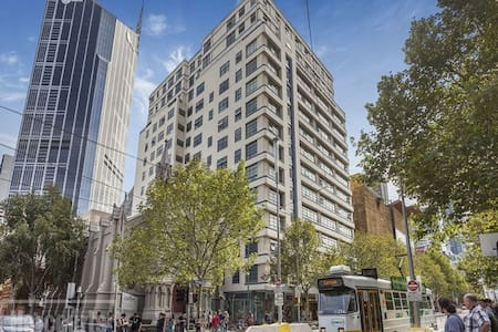 Absolutely central Melbourne - Melbourne - Apartment