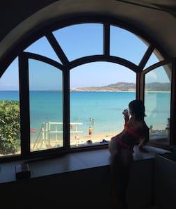 Face à la mer - Algajola - Appartement