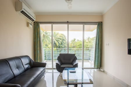 Centrally located 2 BHK Apartment - Candolim