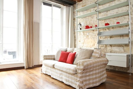 LUXURIOUS CENTRAL FLAT - MARAIS