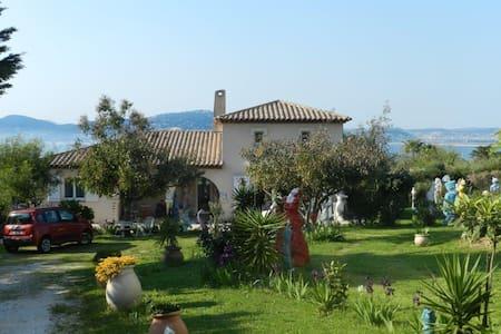 maison mitoyenne avec jardin et ter - Ev