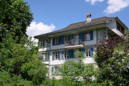 Langenthal Mansarde rechts - Villa