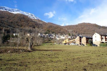 Villanova, Huesca, 5 'Benasque - Apartment