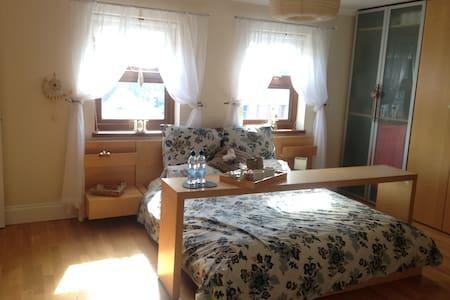King Size Ensuite Room, Pretty Village near M4 - Dom