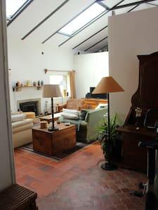 Habitación doble, casa en el campo. - Segovia