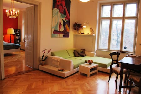 TOPSPOT central 74m² spacious home