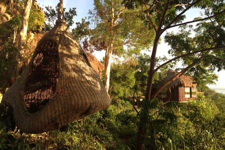 Sanctuaria Treehouses - Cabana en un arbre