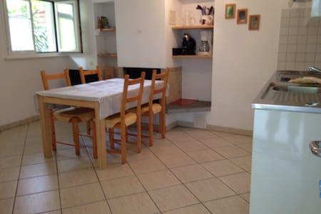 Casa Evelina piano terreno nucleo di Maggia - Maggia - Apartment