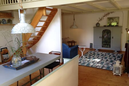 Zelfstandige woonruimte nabij centrum/station - Didam - Apartamento