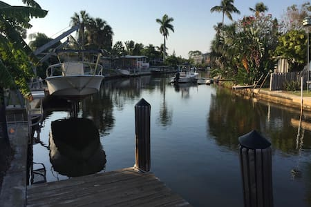Naples Cottage, Gulf Access. Close to amenities. - Ház
