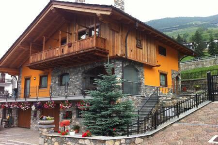 Casa Nicolas - Saint-rhemy-en-bosses