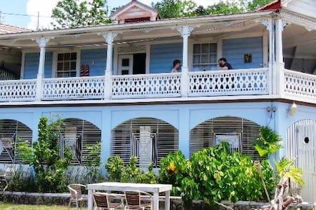 Villa with private Beach, all rooms - Oracabessa
