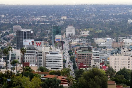 Hollywood Hills panoramic penthouse - Los Angeles - Apartment