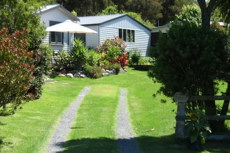 Rural but close to town - Coromandel - Zomerhuis/Cottage