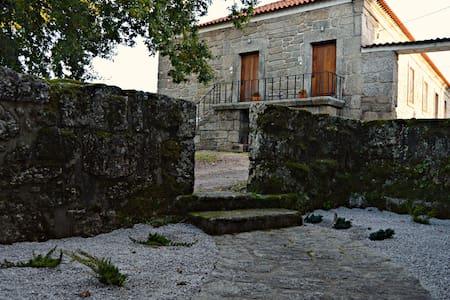 Casa do Bóco - Apto. E - Meruge, Oliveira do Hospital, Coimbra - Pis