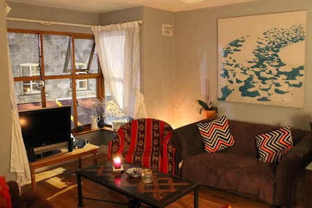 Chic room in the heart of  the Latin Quarter - Galway - Apartment