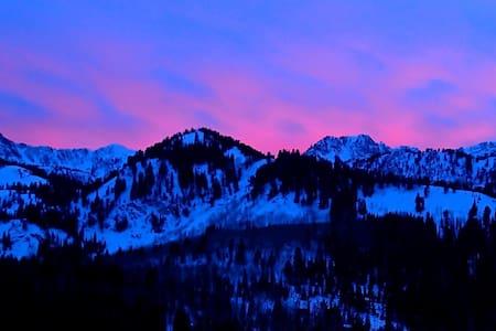 Come enjoy our slice of heaven - Salt Lake City - Cabin