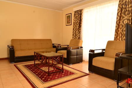 2 bedroom apartment, sleeps 4 - Nairobi - Wohnung