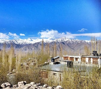 RE YUL family GUEST HOUSE - Leh - Casa