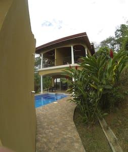 Casa Rana Verde ocean studio apt - Ojochal - Apartment