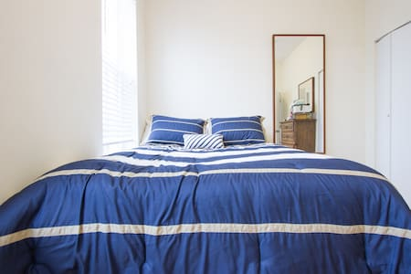 Matt's Place: The Big Blue Room