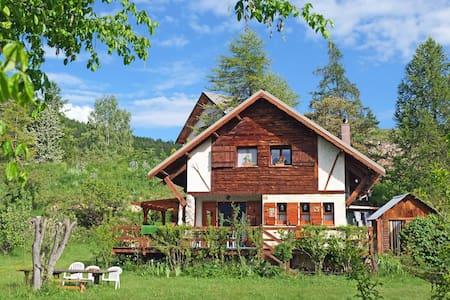 Montagne et Saveur - House