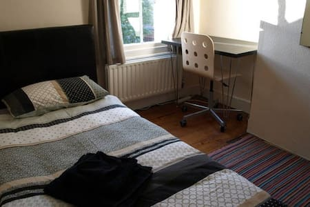 Single spacious bedroom - Cambridge - House