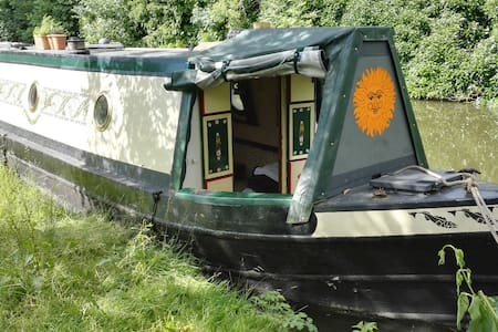 Oxford Traditional Narrowboat - Oxford - Barco