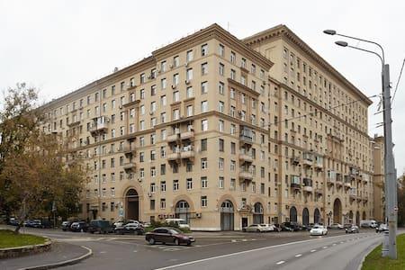 Уютная квартира в Сокольниках - Lägenhet