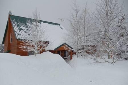 Yellowstone Retreat - Stuga