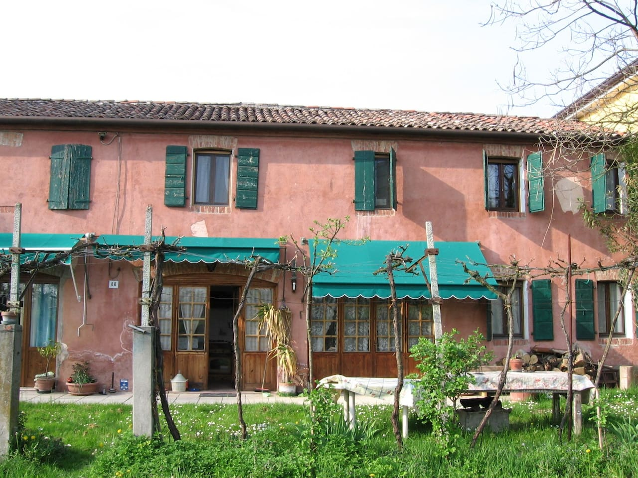 original 300  years old country house