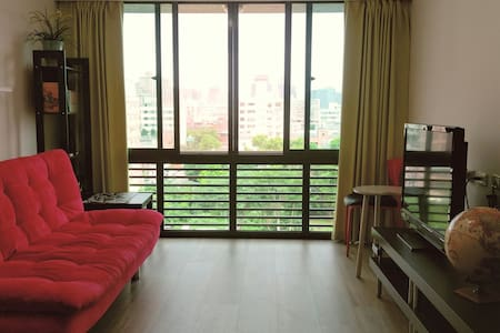 Pure Yoga Space with 2 bed rooms and kids friendly - Guishan District