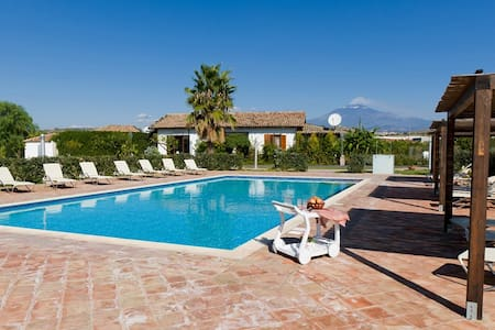 Amazing villa in Agriturismo D West - Villa