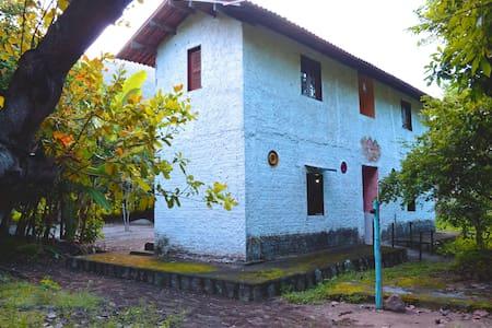 Aluguel de quartos por temporada (Quarto 2) - Blockhütte