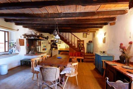 Rustic Istrian house Groznjan - Grožnjan - Hus